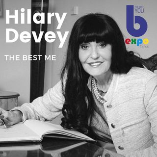 Hilary Devey at The Best You EXPO