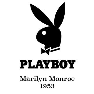 Playboy: Marilyn Monroe 1953