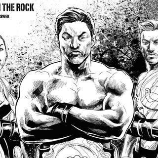 Mike Raddich: Author of Cage Fighters from The Rock