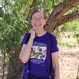 Yuma Bird, Nature and History Festival - Nancy Meister on Big Blend Radio