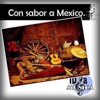 Con sabor a México.