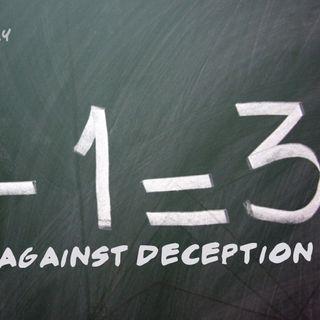 """2017-08-20 COJ #28 """"Guard Against Deception"""""""