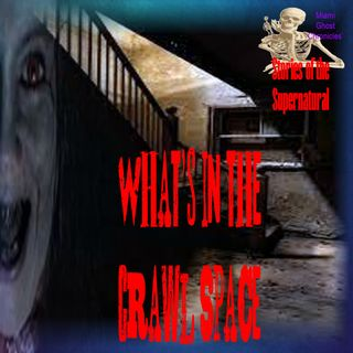 What's in the Crawl Space   Unsolved Mysteries   Podcast