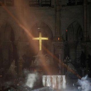 Reflexión incendio Notre Dame - 16 abril 2019