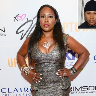 LL COOL J NEEDS TO HELP MAIA CAMPBELL