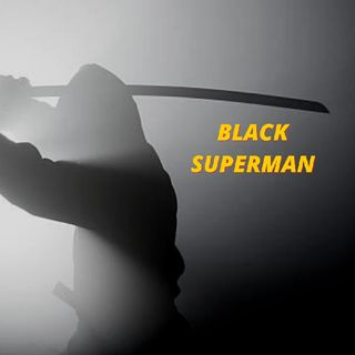 Black Superman aka Calvin Ellis (Episode 1)