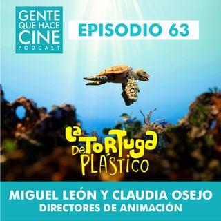 EP63: Animación en Stop Motion (La tortuga de plástico)
