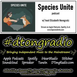 #MusicMonday on #dtongradio - Powered by SpeciesUnite.com