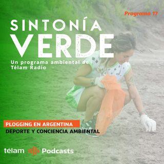 Plogging en Argentina: Deportistas en movimiento por el medio ambiente