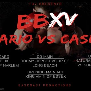 "☎️Thaboxingvoice Rap Battle: 🎤BOXING BARS 15 ""BORDER WARS"" 🎧"