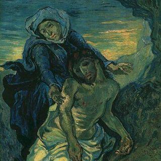 Muzea Watykańskie #5 - Vincent van Gogh - Pieta