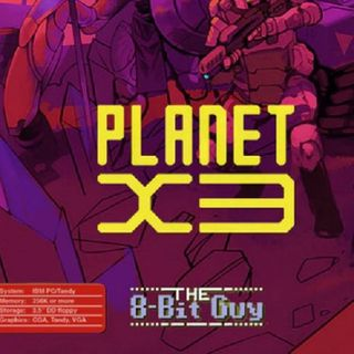 "#65: ""The 8-Bit Guy"" David Murray talks Planet X3! Then I discuss Just Cause 4 and solar panels!"