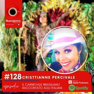 #128 Il carnevale brasiliano raccontato agli italiani