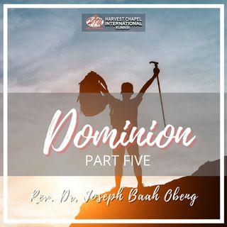 Dominion - Part 5