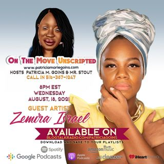 Artist Zemira Israel Stops By To Share Her Music, Ministry, & Current Projects