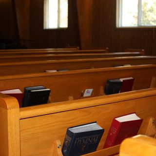 Empty Pews, Empty Collection Baskets