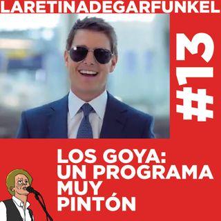 LARETINAx13_Los Goya 2021: un programa muy pintón