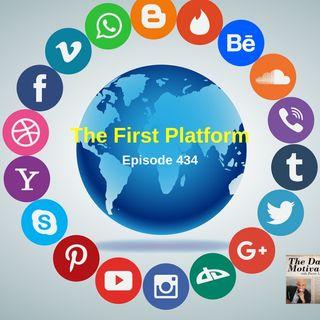 The First Platform. Episode #434