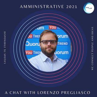 S2 E1: Intervista a Lorenzo Pregliasco