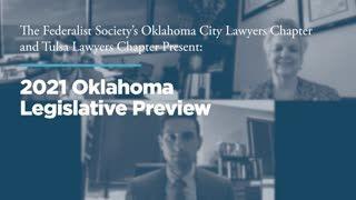 2021 Oklahoma Legislative Preview