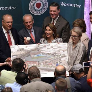 Grant Welker: News Editor Worcester Business Journal The Pawsox/WooSox Update!