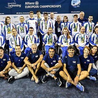 F/O31 - WPS Campionati Europei di Nuoto Paralimpico