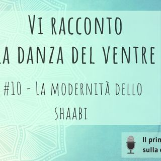 La modernità dello shaabi