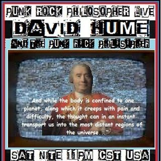 EDR 9:  An Evening With David Hume