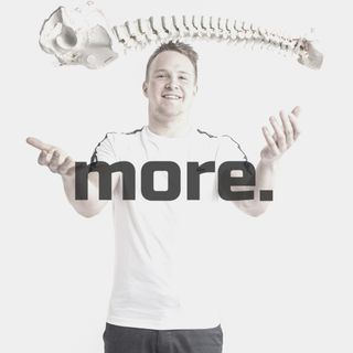 """more. than training ep. 41 - Bartosz Trela """"Słowa terapeuty ważą niesamowicie dużo"""""""