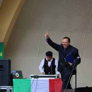 RADIO I DI ITALIA DEL 30/7/2019