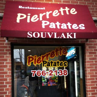 Episode 116: Pierrette Patates