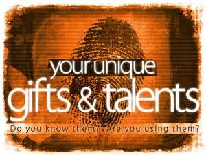 Your Unseen Gifts & Abilities #4