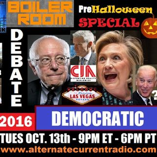 ACR Boiler Room EP #28 -  Democratic Debate Coverage