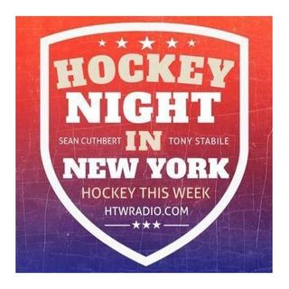 NHL- HOCKEY NIGHT IN NEW YORK