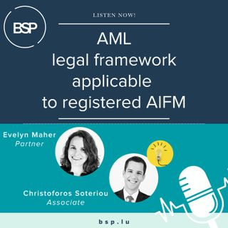 AML applicable to registered AIFM