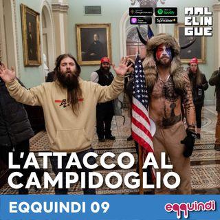 Eqquindi #9 - L'attacco al Campidoglio