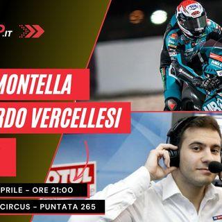 LIVE con Yari Montella e Edo Vercellesi   Motorbike Circus - Puntata 265