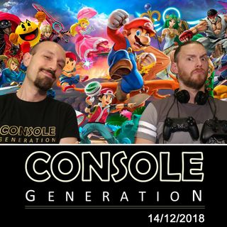 Super Smash Bros. Ultimate e altro! - CG Live 14/12/2018