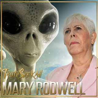 Mary Rodwell   Psychic Abilities, UFOs And Alien Contact