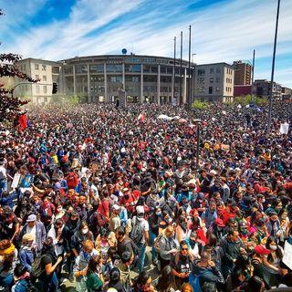 A un mes del inicio del estallido ¿Qué ha cambiado en Chile?
