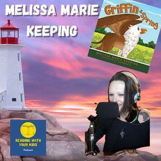 Melissa Marie Keeping Children's Author