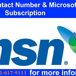 MSN mail and password recovery
