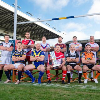 Super League Round 1