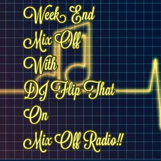 WeekEnd Mix Off 3/26/21 (Live DJ Mix)