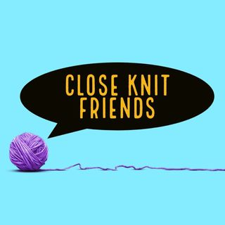Close Knit Friends: Episode 1- Talking About Snow Days and Why I Hate Crocheting