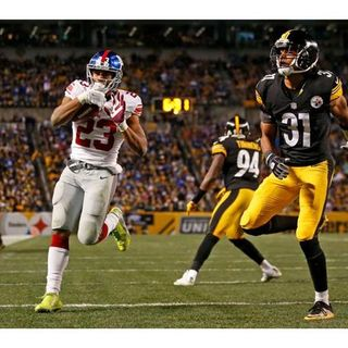 NY Giants lose to Steelers!! Dallas Cowboys 11-1!!