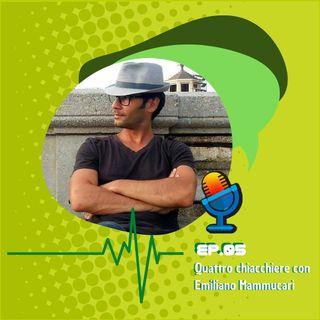 Pop Out 05 - Di colori, passato e futuro (Quattro chiacchiere con Emiliano Mammucari)