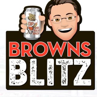 The Browns Blitz Podcast: Eric Metcalf Joins the Show!