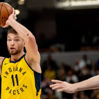 SNBS - Talking Pacers, PG and rebounding with Mark Montieth & Domas Sabonis