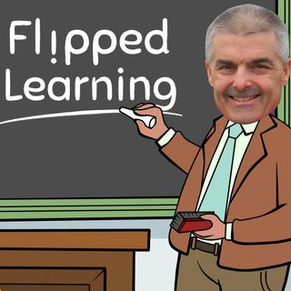 DB 022: Change Agent Jon Bergmann on Flipped Learning & The Teach Yourself Anything Challenge